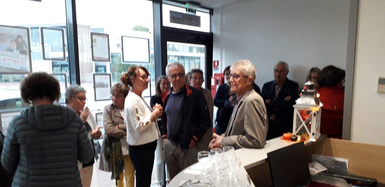 Inauguration Antenna La Roche-sur-Yon