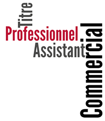Titre Professionnel Assistant Commercial