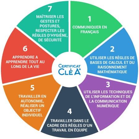 Graphique CléA