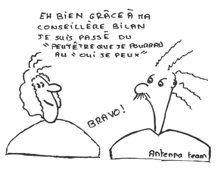 Bilan de compétence Antenna la Roche-sur-Yon